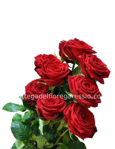 Consegna Fiori.Rose Rosse A Stelo Fiori A Garessio Invio E Consegna Fiori A